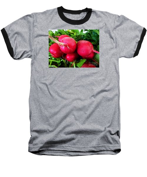 Radish Bottoms Baseball T-Shirt