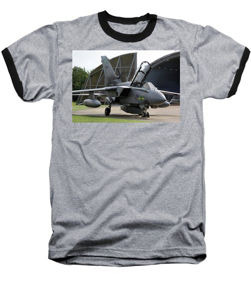Raf Panavia Tornado Gr4 Baseball T-Shirt by Tim Beach