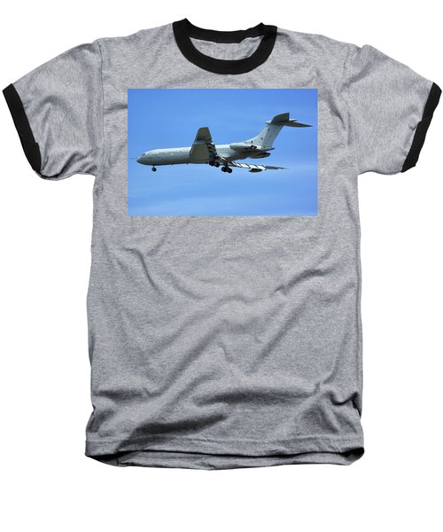 Raf Vickers Vc10 C1k Baseball T-Shirt by Tim Beach