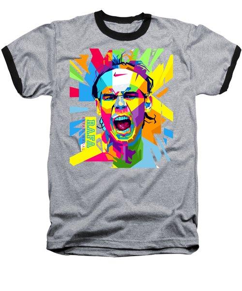 Rafael Nadal Baseball T-Shirt
