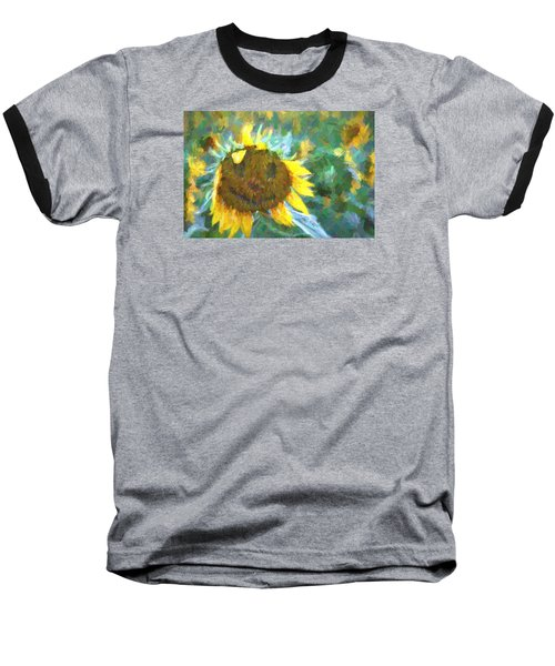 Rag A Muffin Painting Baseball T-Shirt