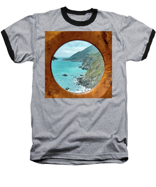 Ragged Point Baseball T-Shirt