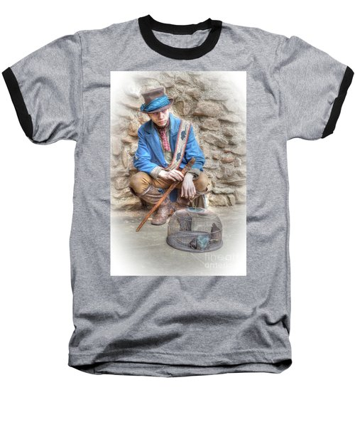 Ragged Victorians - The Rat Catcher Baseball T-Shirt