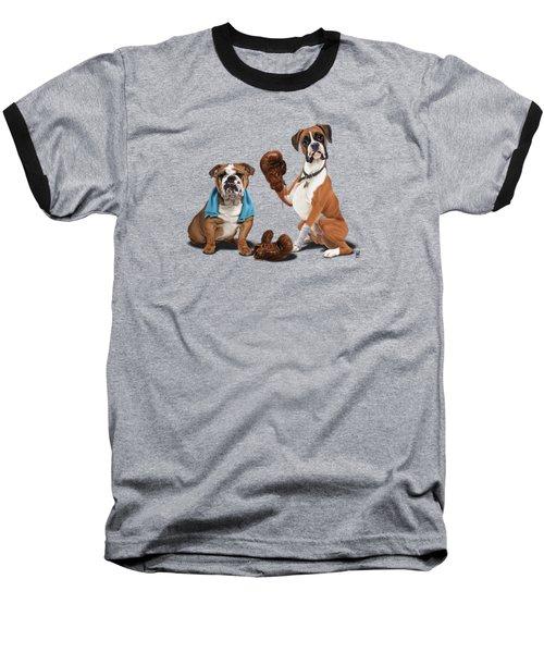 Raging Colour Baseball T-Shirt
