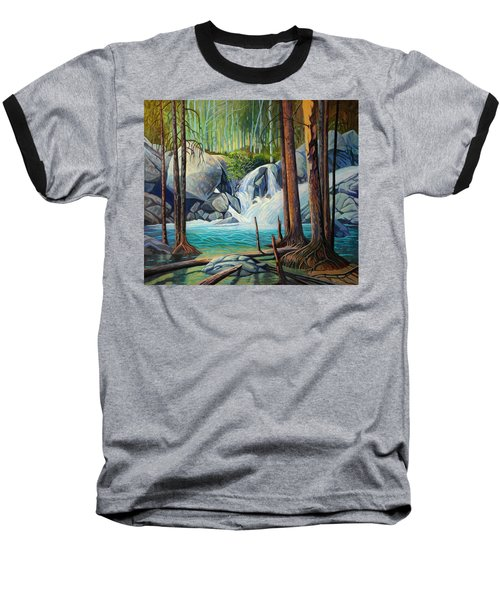 Raging Solitude Baseball T-Shirt