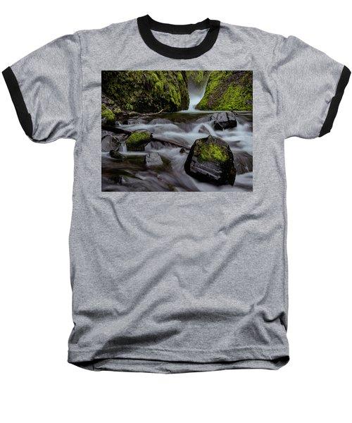 Raging Water Baseball T-Shirt