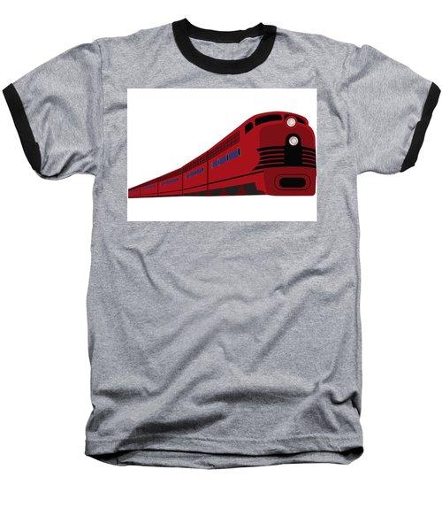 Rail Baseball T-Shirt by Now