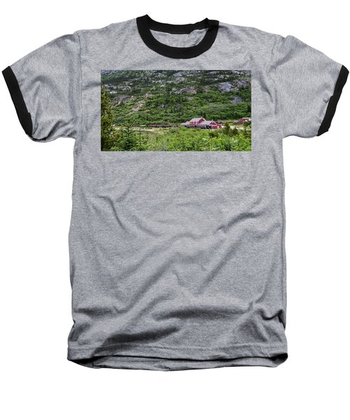 Railroad To The Yukon Baseball T-Shirt
