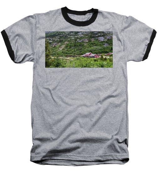 Railroad To The Yukon Baseball T-Shirt
