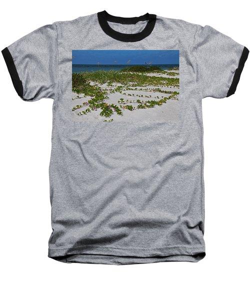 Railroad Vines On Boca IIi Baseball T-Shirt