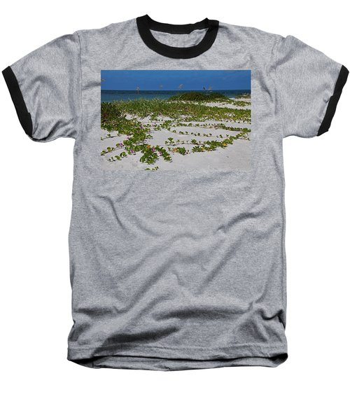 Railroad Vines On Boca IIi Baseball T-Shirt