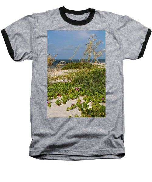 Railroad Vines On Boca Iv Baseball T-Shirt