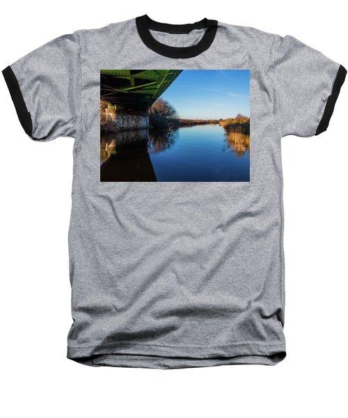 Railway Bridge Baseball T-Shirt