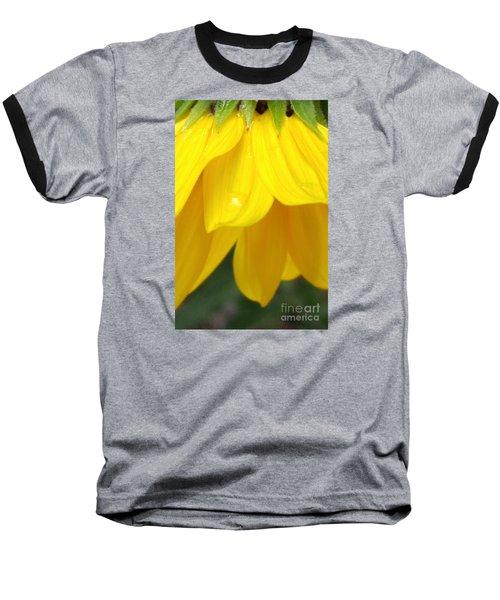 Rain And Sunshine On A Colorado Wildflower Baseball T-Shirt