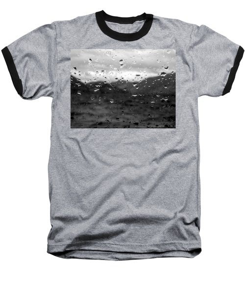 Rain And Wind Baseball T-Shirt