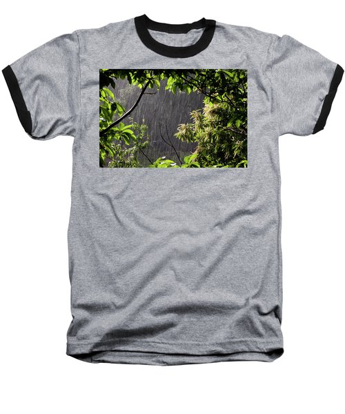 Baseball T-Shirt featuring the photograph Rain by Bruno Spagnolo