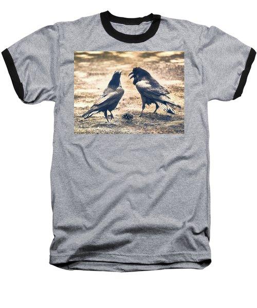 Rain Dance Baseball T-Shirt