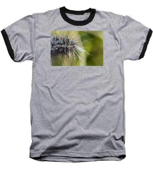 Baseball T-Shirt featuring the photograph Rain Drops - 9760 by G L Sarti