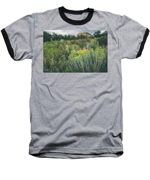 Rain Glow Baseball T-Shirt