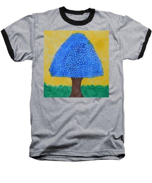 Rain Harmony Tree Baseball T-Shirt