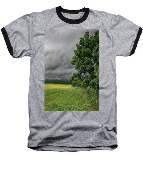 Rain Is Coming Baseball T-Shirt