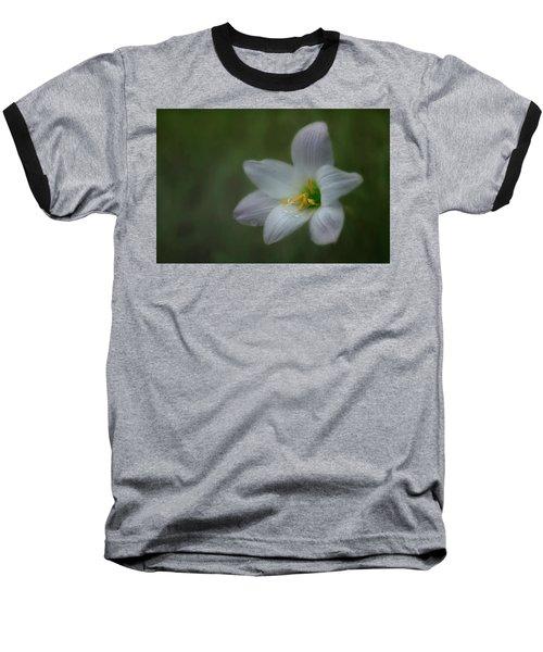 Rain Lily Baseball T-Shirt