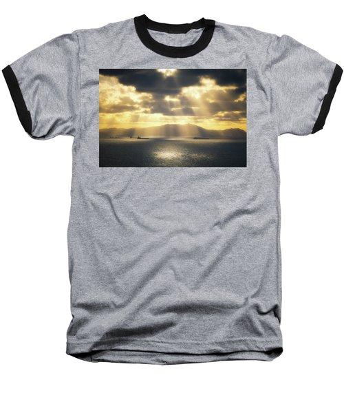Rain Of Light Baseball T-Shirt