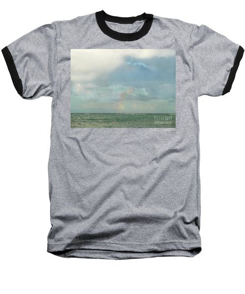 Rainbow 1 Baseball T-Shirt