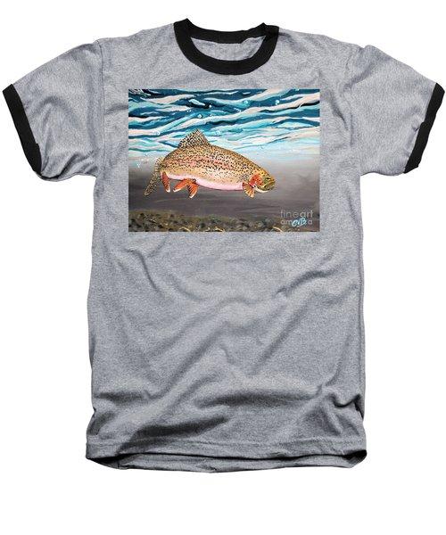 Rainbow Addiction Baseball T-Shirt