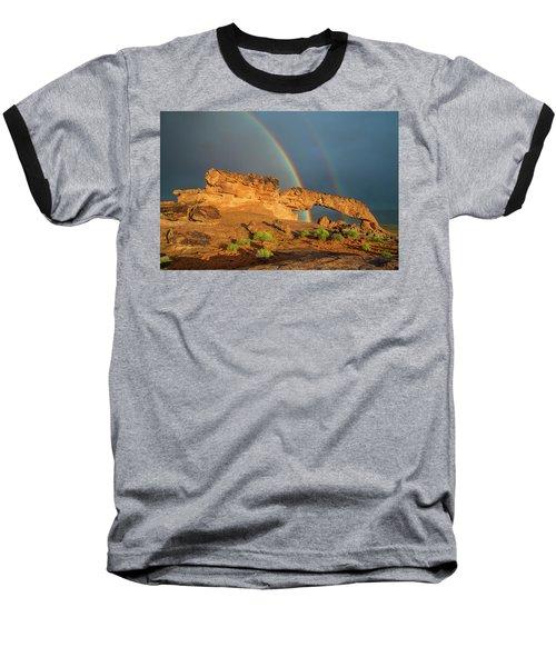 Rainbow Arch Baseball T-Shirt