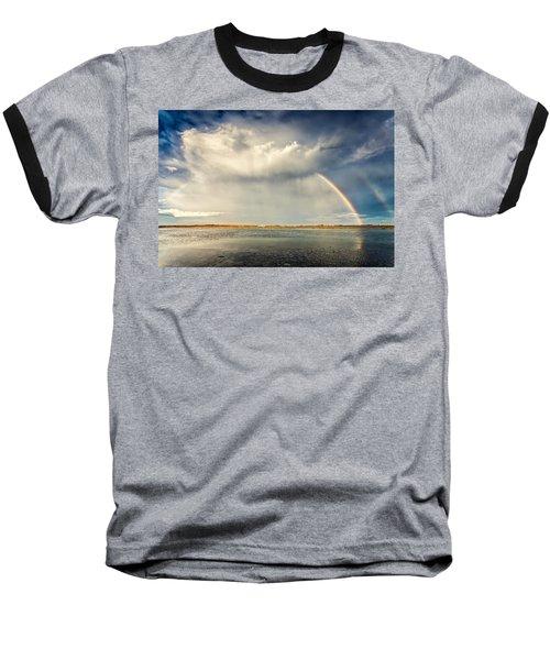 Rainbow Baseball T-Shirt