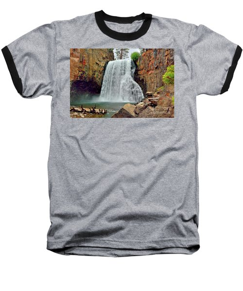 Rainbow Falls 10 Baseball T-Shirt