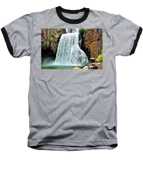 Rainbow Falls 16 Baseball T-Shirt