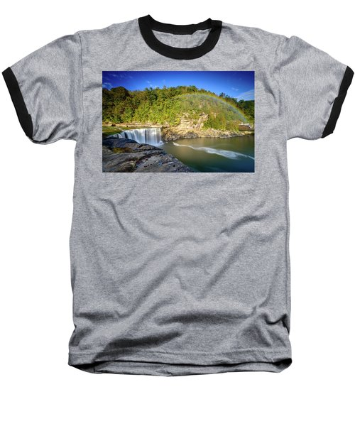 Rainbow Falls Baseball T-Shirt
