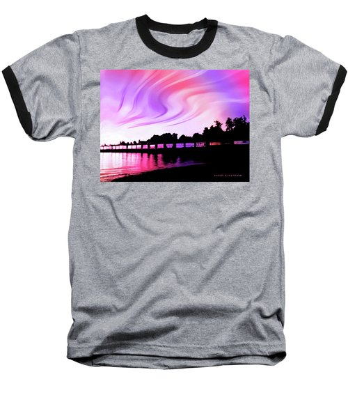 Rainbow Fantasy Baseball T-Shirt