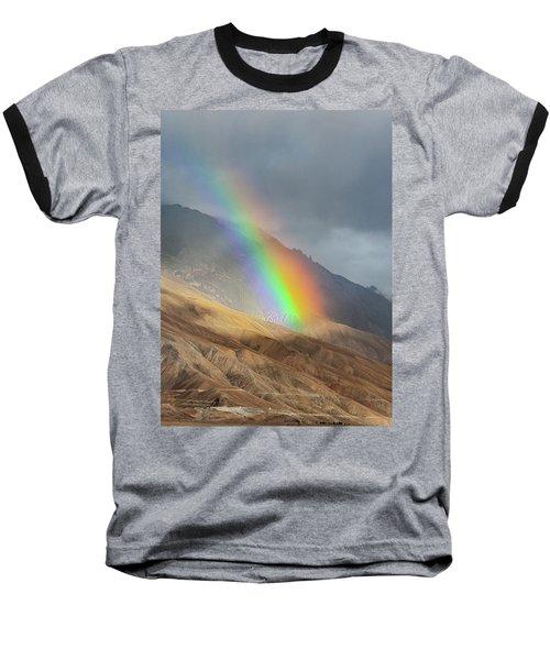 Rainbow, Kaza, 2008 Baseball T-Shirt
