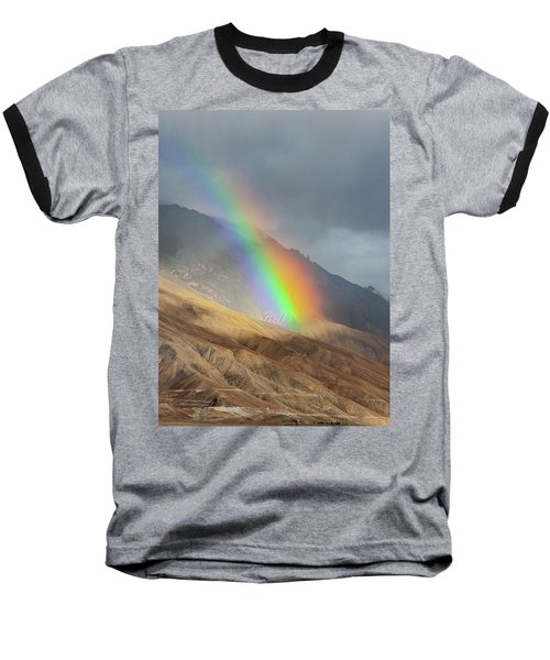 Rainbow, Kaza, 2008 Baseball T-Shirt