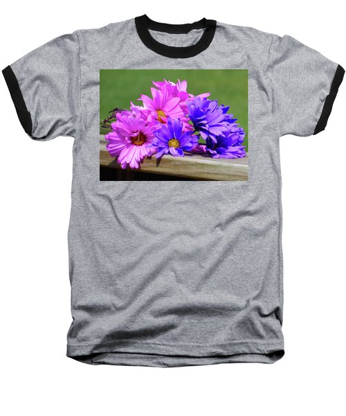 Rainbow Mums 2 Of 5 Baseball T-Shirt