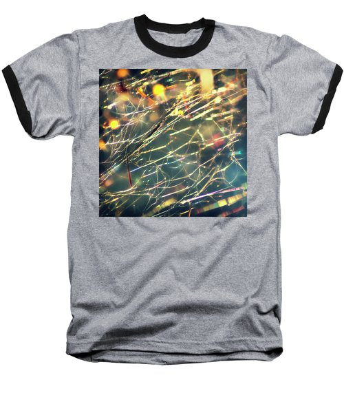 Rainbow Network Baseball T-Shirt