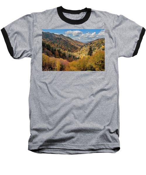 Rainbow Of Colors Baseball T-Shirt