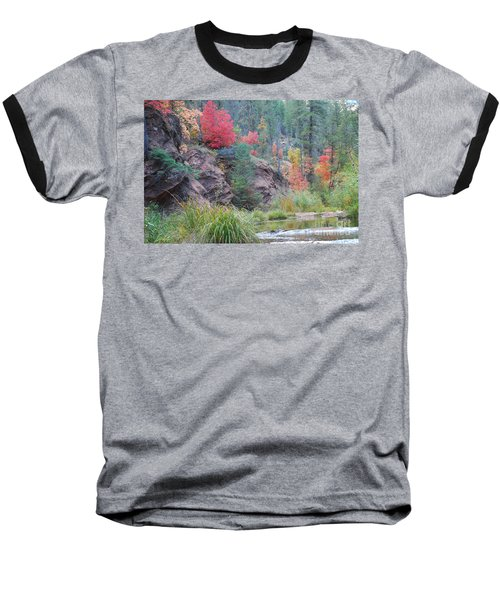 Rainbow Of The Season With River Baseball T-Shirt