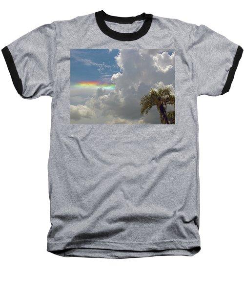 Rainbow To Nowhere Baseball T-Shirt