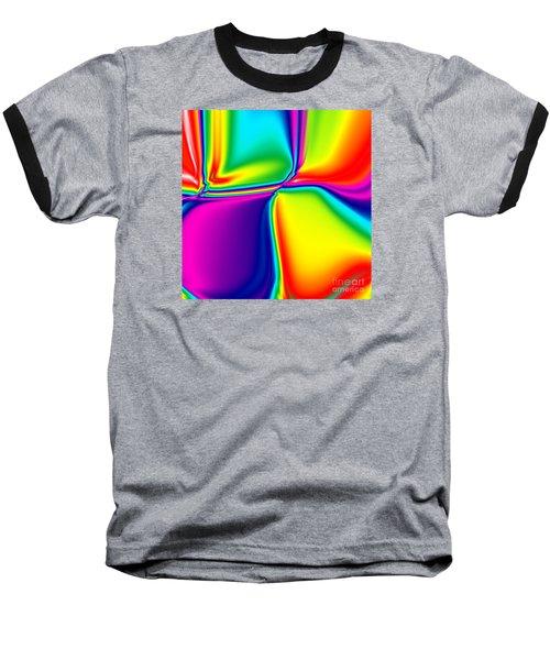 Rainbow Trip Baseball T-Shirt