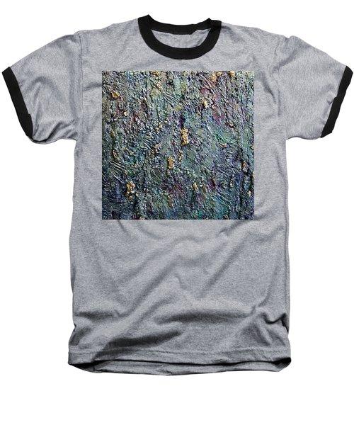 Rainbows End Baseball T-Shirt by Bernard Goodman