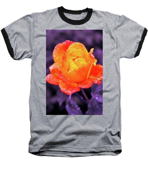 Raindrops On Roses Baseball T-Shirt
