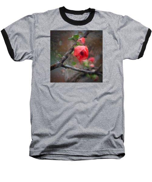 Raining Day Blossom  Baseball T-Shirt
