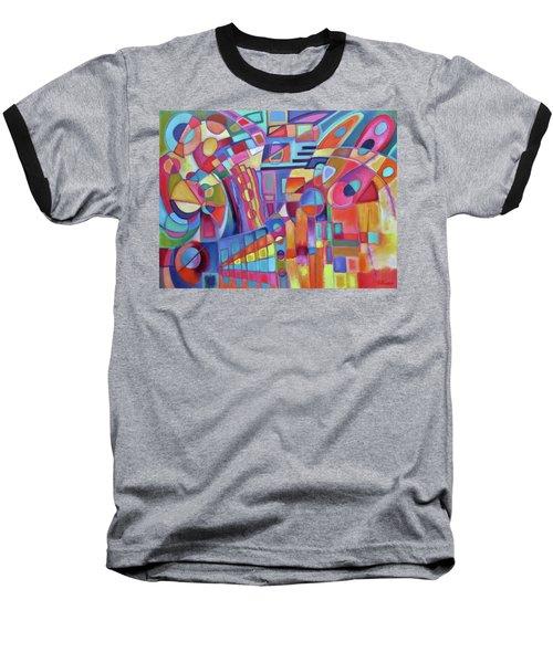 Rainmakers' Dance Baseball T-Shirt