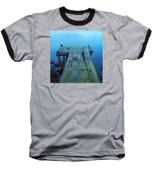 Rainning Day Mood Baseball T-Shirt