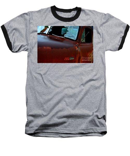 Rainy Day Chevrolet 4 Baseball T-Shirt
