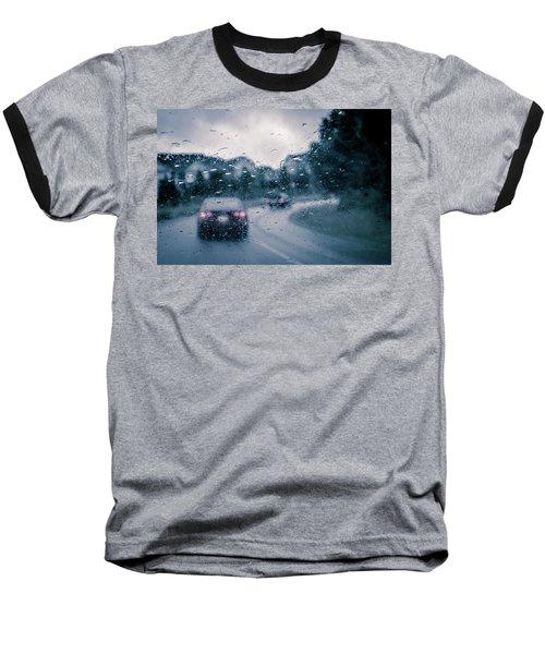 Rainy Day In June Baseball T-Shirt